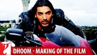 Making Of The Film - Part 3 - Dhoom