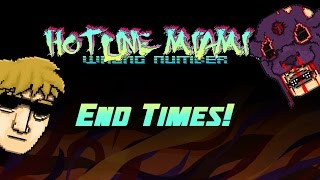End Times! - Hotline Miami 2 Custom Levels, Campaigns and Maps