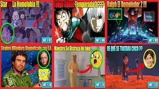 Ralph El Demoledor 2 ,  Star vs La Homofobia , Maestro Jake !!!  | Notirandom