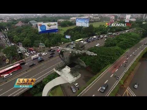 Bisnis Kolong Tol di Jakarta
