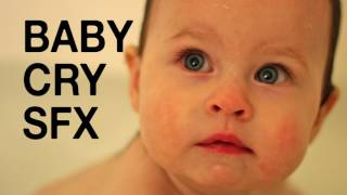 Free Baby Crying Sound Effect