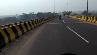 Mairwa New Overbridge - East To West (Siwan, Bihar)