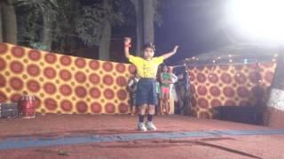 my son devjeet singh dance on cisf raising day at cisf unit ntpc tanda