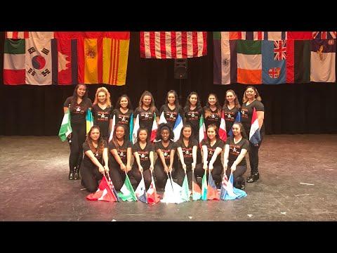 Xxx Mp4 Pittsburg High School Multicultural 2018 SHOW FLAGS 3gp Sex