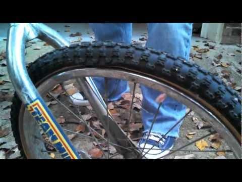RetroBlasting BMX Restoration Begins! Old School Team Murray