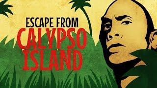 "The Rock Presents: ""Escape From Calypso Island"" - A 360 VR Adventure"