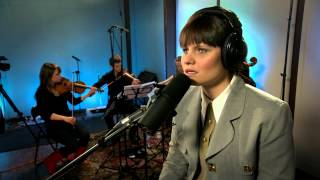 Nearer My God to Thee - Anna Weatherup (Live @ Psalter Studios)
