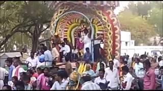 Arulmigu Angala Parameswari Amman Alaya Mayana Soorai Festival