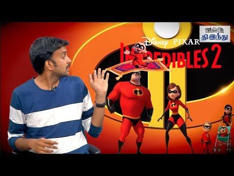 Xxx Mp4 Incredibles 2 Review Brad Bird Craig T Nelson Holly Hunter Pixar Animation Selfie Review 3gp Sex