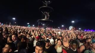 Kendrick Lamar - Mask Off, Alright, and GOD at Coachella 2017 4K