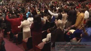 FGHT Dallas: Sunday Morning Praise Service!  2-28-16
