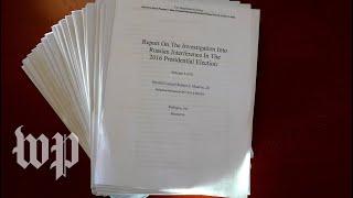 Congress reacts to redacted Mueller report