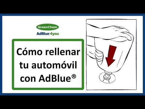 Cómo repostar un turismo con AdBlue de GreenChem España