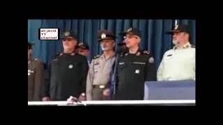 Iran Gen.Bagheri: Speech NAJA students of Amin Uni ایران سرلشکر باقری: سخنرانی دانشگاه امین