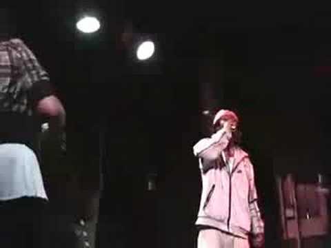 Rapper E & Selina Tha g at Satyricon