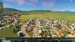 Cities Skylines EP3 - Getting More Creative with Road Layouts
