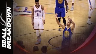 Warriors at Thunder Game 6: The Last 5 Minutes
