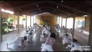 COELHO NETO-MA  capoeira RAÍZES DO BRASIL