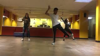 """Glorious"" - Macklemore // Choreography by Chris Domingo // SINI-HHA"