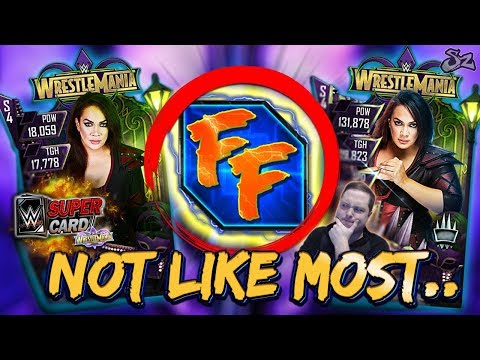 Xxx Mp4 NOT LIKE MOST CARDS NEW FUSION FURY 2 HEROIC NIA JAX WWE SuperCard S4 3gp Sex