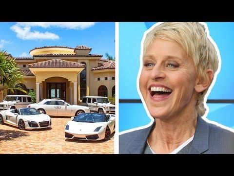 Ellen DeGeneres is Richer Than You Think