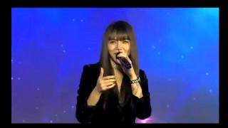 ซานิ ร้องเพลงงานประกวด Miss Grand สมุทรปราการ 05.05.60