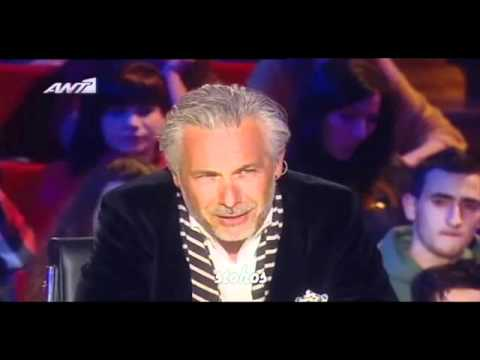 Ellada exeis talento 2012 Tasos Fokou To zeimpekiko ths Eudokias