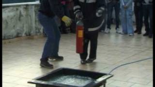 SDOA - Prova Antincendio.