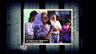 Madres de la Plaza Nro 325 - Basta de Milicos