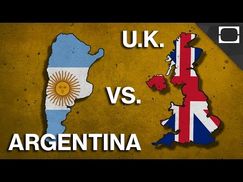 Why Do The UK And Argentina