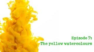 Colour Chemistry - Episode 7 - Yellow Watercolour Paints