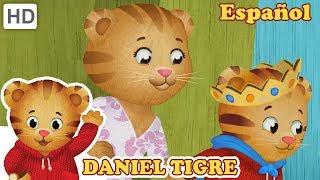 Daniel Tigre en Español - Aventuras con Mamá   Videos para Niños