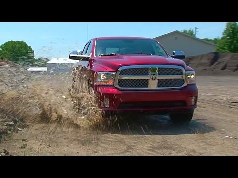 2014 Ram 1500 EcoDiesel TestDriveNow Review by Auto Critic Steve Hammes