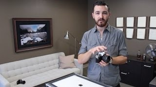 What Is a Full Frame DSLR Camera?