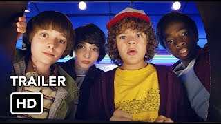 Stranger Things Season 2 Comic-Con Trailer (HD)
