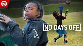 8 Year-Old Football PRODIGY | Jaylen Huff Highlights