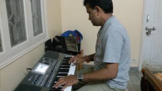 Dekha ek khawab to ye silsile huwe  by Harish patel Korg pa 900