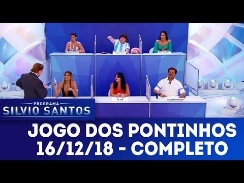 Xxx Mp4 Jogo Dos Pontinhos Programa Silvio Santos 16 12 18 3gp Sex