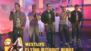 Westlife   Flying Without Wings Viva Interaktiv 01 10 2003