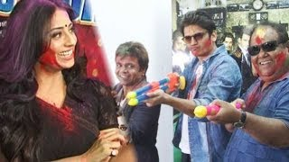 Gang Of Ghosts Celebrate Holi In Style