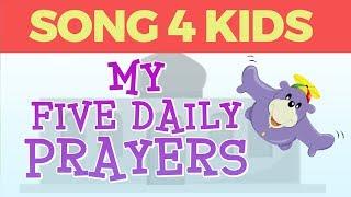 Nasheed - My Five Daily Prayers with Zaky