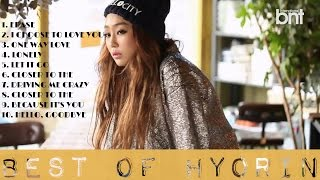 Best Song of Hyorin [SISTAR] || Hyorin's Greatest Hits