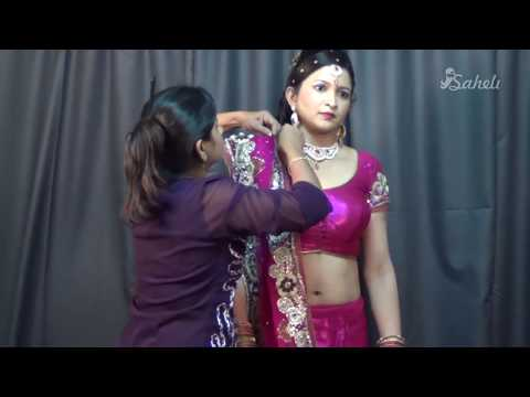 Xxx Mp4 How To Wear Saree In Party Season Dancing Style Sari To Look Hot With Heels 3gp Sex