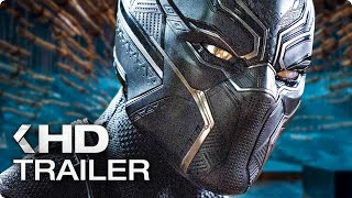 BLACK PANTHER Trailer 2 German Deutsch (2018)