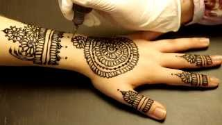 My Henna - Henna Tattoo # 1