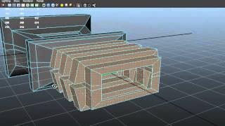 Autodesk Maya 2013 Tutorial - Electrical Plug-Cord