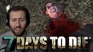 I'M GONNA RUN TO YOU!!   7 Days to Die w/ Markiplier Part 1