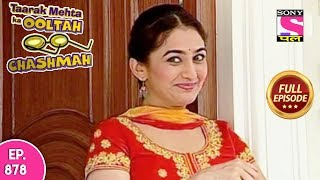 Taarak Mehta Ka Ooltah Chashmah - Full Episode Ep 878 - 20th December, 2017