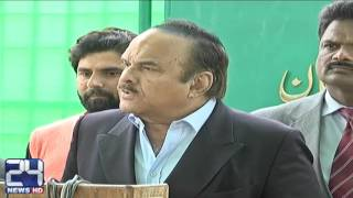 Sharif Family is responsible for cricket corruption says Naeem Ul Haq