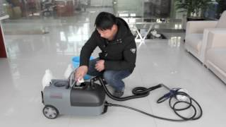 GMS-2 sofa cleaning machine